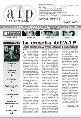 Maggio 2002